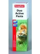 Beaphar Duo-Active - мултивитаминна паста за коте