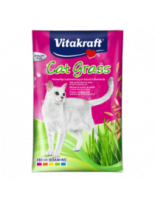 Vitakraft Cat-Gras - Семена за котешка трева, 50 гр.