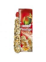 Versele Laga  Prestige Sticks nuts&Honey  -  крекери за средни папагали  с мед и ядки 2 бр. по 70 гр.