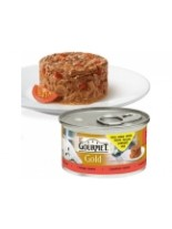 Gourmet Gold savoury cake beef and tomatoes - с говеждо и домати - 85 гр.