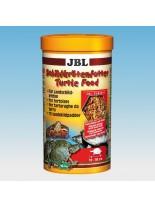JBL Turtle Food - всекидневна балансирана храна от ракообразни и насекоми за водни костенурки - 250 ml.