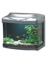 HAILEA оборудван аквариум FA300A с размери 38х25.4х33.5 см., 30 литра. - сребърен