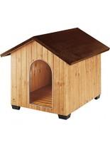 Ferplast Domus Maxi Wooden kennel - дървена къщичка за куче - 111,5 x 132 x h 103,5