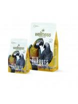 Wellness - Премиум храна за големи папагали - жако, ара, амазонки - 2.5 кг.