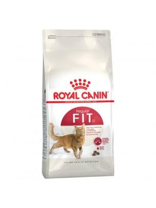 Royal Canin Fit 32 - суха храна за умерено активни котки в зряла възраст - 15 кг.