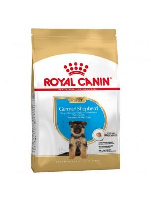 Royal Canin German Shepherd Puppy   - суха гранулирана храна за кучета до 1 година от порода Немска овчарка - 12 кг