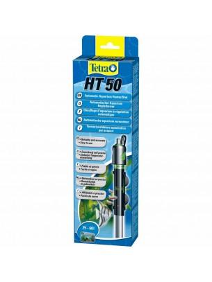 Tetra HT Aquarium Heater 50 W  - нагревател за аквариум от 25 до 60 л.