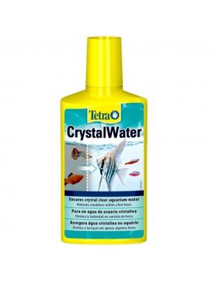 Tetra Aqua CrystalWater  - 705611 - препарат, подобрител за бързо избистряне и кристално чиста вода  - 100 мл.