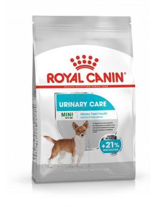 Royal Canin Mini Urinary Care - суха гранулирана храна, специално разработена за кучета от малките породи склонни към раздразнения на долния уринарен тракт - 3 кг.