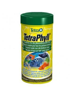 Tetra phyll - Универсална храна за рибки на растителна основа - 100 ml.
