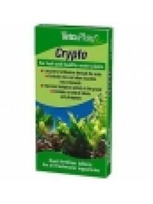 Tetra Crypto - таблетки за подхранване на аквариумните растения - 10 таблетки