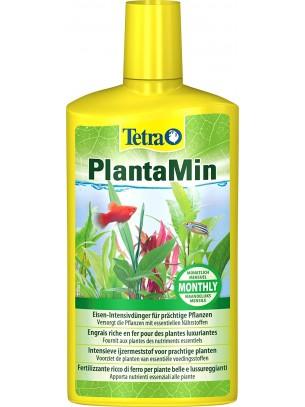 Tetra Planta Min - 702208 - течен, убогатен, разтворим тор за растенията в аквариума - 100 мл.