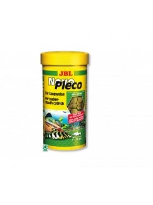 JBL NovoPleco - Чипс от водорасли за сомчета, съдържащ дъвесина на таблетки (с предварителна заявка) - 5,5л.