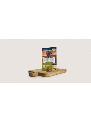 "HAPPY DOG - Сюприйм лакомство Вкусни пръчици ,, Neuseeland"" - меки пръчици с агнешко  - 100 гр"