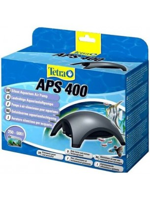 Tetratec pump APS 400 - 705872 - въздушна аквариумна помпа за аквариум до 400 л.