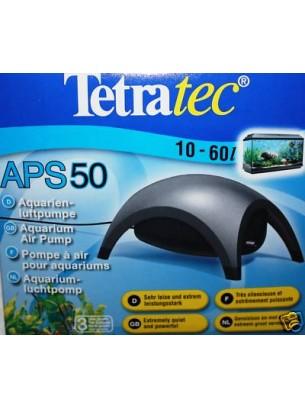 Tetratec pump APS 50 - 705863 - въздушна аквариумна помпа за аквариум до 50 л.