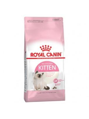 Royal Canin Kitten - суха гранулирана храна за котенца до 1 година - 0.400 кг.