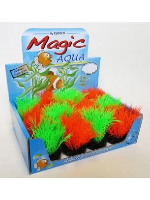 Sydeco - Magic Aqua Fun - Изкуствено аквариумно растение - 11 см.