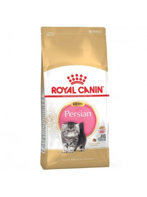 Royal canin Cat Kitten Persian - суха гранулирана храна за персийски котенца до 1 година - 2 кг.