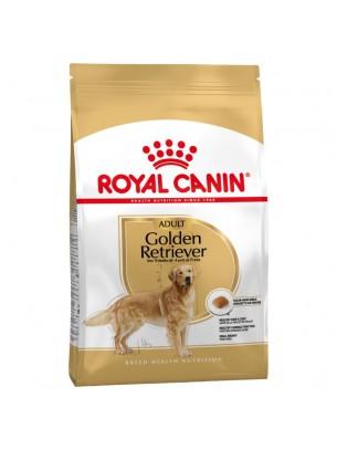 Royal Canin Golden Retriever Adult - суха гранулирана храна за кучета над 1 година от порода Голдън Ретривър - 3 кг.