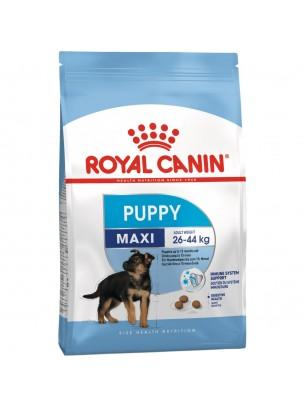 Royal Canin Maxi Puppy - Суха храна за кученца от едрите породи до 15 месеца - 15 кг.