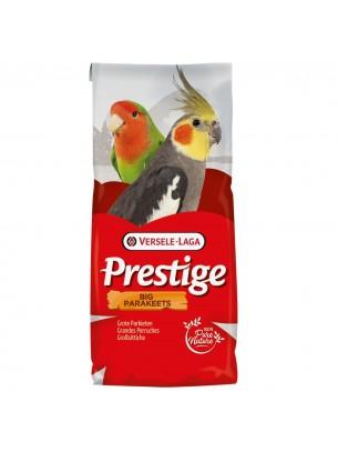 Versele Laga Standard Cockatiels (Big Parakeets) - пълноцена храна за средни папагали - 20 кг.