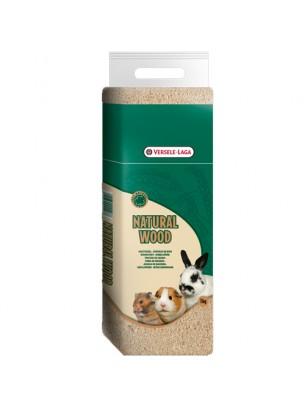 Versele Laga Natural Wood  Високо абсорбиращ талаш за гризачи - 1  кг.