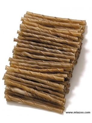 Солети от телешка кожа 100 бр. в пакет с диаметър 7 - 8 мм.