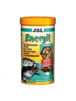 JBL Energil -  деликатесна балансирана храна - сушени рибки и скариди за малки и средни костенурки - 1 l.
