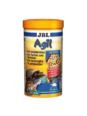 JBL Agil -  всекидневна балансирана храна на гранули за костенурки - 250 ml.