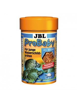 JBL ProBaby - всекидневна балансирана храна за бебета водни костенурки - 100 ml.