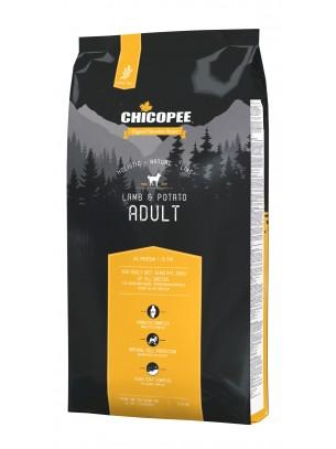 CHICOPEE Holistic Nature Adult Lamb & Potato - храна за кучета над 1 година с агне и картофи - 12 кг.