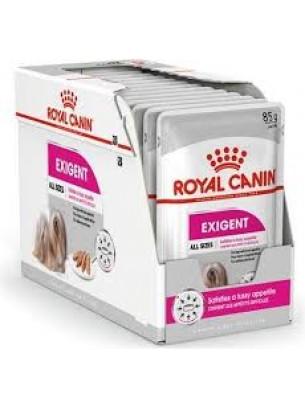 Royal Canin CCN Exigent Loaf Pouch - пауч за кучета с капризен апетит - 85 гр.
