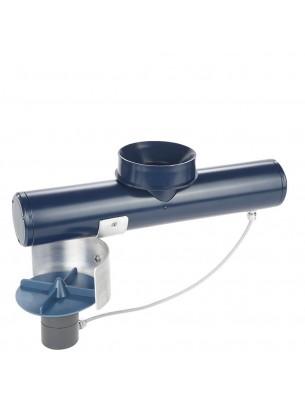 FIAP - Electronic Feeder with Spreader - Професионална електронна хранилка за риби с разпръсквател - за гранула от 1 до 10 мм.