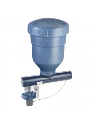 FIAP - Electronic Feeder with Spreader - Професионална електронна хранилка за риби с разпръсквател - капацитет 10 кг. - за гранула от 1 до 10 мм.