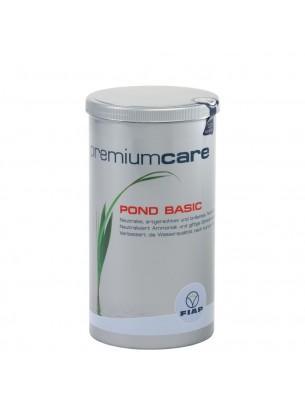 FIAP - premiumcare POND BASIC 2500 ml - Препарат за стабилизиране и подобряване качеството на водата в градинското езеро - за езера до 50 000 л.