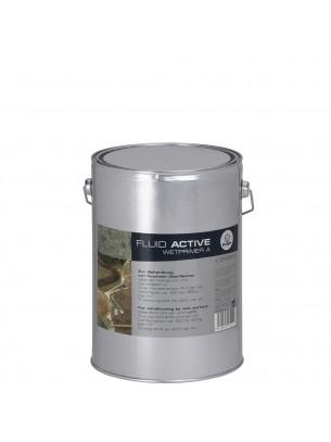 """FIAP - Fluid Active Power Primer  5.500 ml. - грунд - високо ефективно """"течно"""" запечатващо фолио мембрана за покритие на дънни повърхности на езера, басейни, резервоари и др. - 5.500 ml. за 18.3 кв. м."""