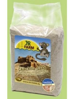 JR Farm - Специален пясък за чинчили - 1 кг.