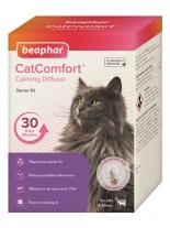 Beaphar CatComfort® Diffuser - Успокояващ дифузер с феромони за проблемни котки - 48 мл.