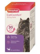 Beaphar CatComfort® Calming spray - Резервен спрей за успокояващ дифузер с феромони за проблемни котки - 48 мл.