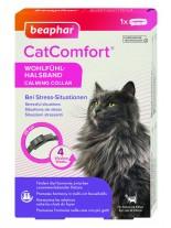 Beaphar CatComfort Calming Collar - успокояващ нашийник с феромони за котки