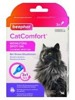 Beaphar CatComfort Calming Spot On - успокояващи капки с феромони за котки