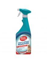 Simple Solution Stain&Odour Remover - Спрей за кучета за отстраняване на неприятни миризми и упорити петна - 750 мл.