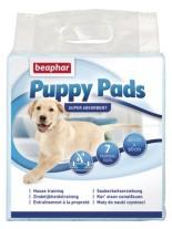 Beaphar Puppy Pads - хигиенни подложки за малки кученца - 60х60 см. - 30 броя