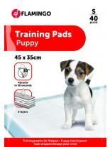 Karlie/Flamingo Puppy Training Mat S - Подложки за уриниране за малки кученца - размер - 35х45 см. - 10 бр.