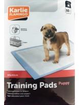 Karlie/Flamingo Puppy Training Mat М - Подложки за уриниране за малки кученца - размер - 60х40 см. - 20 бр.