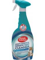 Simple Solution Multi-Surface Disinfectant - Нов революционен дезинфектант до 99.9% срещу вируси и бактери - 750 мл.