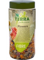 JR Farm Terra Fibre Flowers - Цветя, 50 гр.