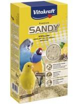 Vitakraft Vita Sandy - Ароматизиран пясък за птички - 2 кг.