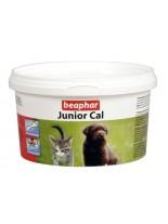 Beaphar Junior Cal - калций на прах за подрастващи кученца и котенца - 200 гр.
